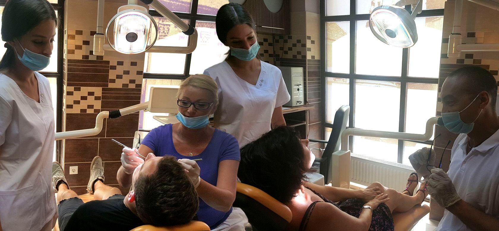 Warten Sie nicht auf die Zahnfee! Besuchen Sie lieber unsere Zahnarztpraxis!