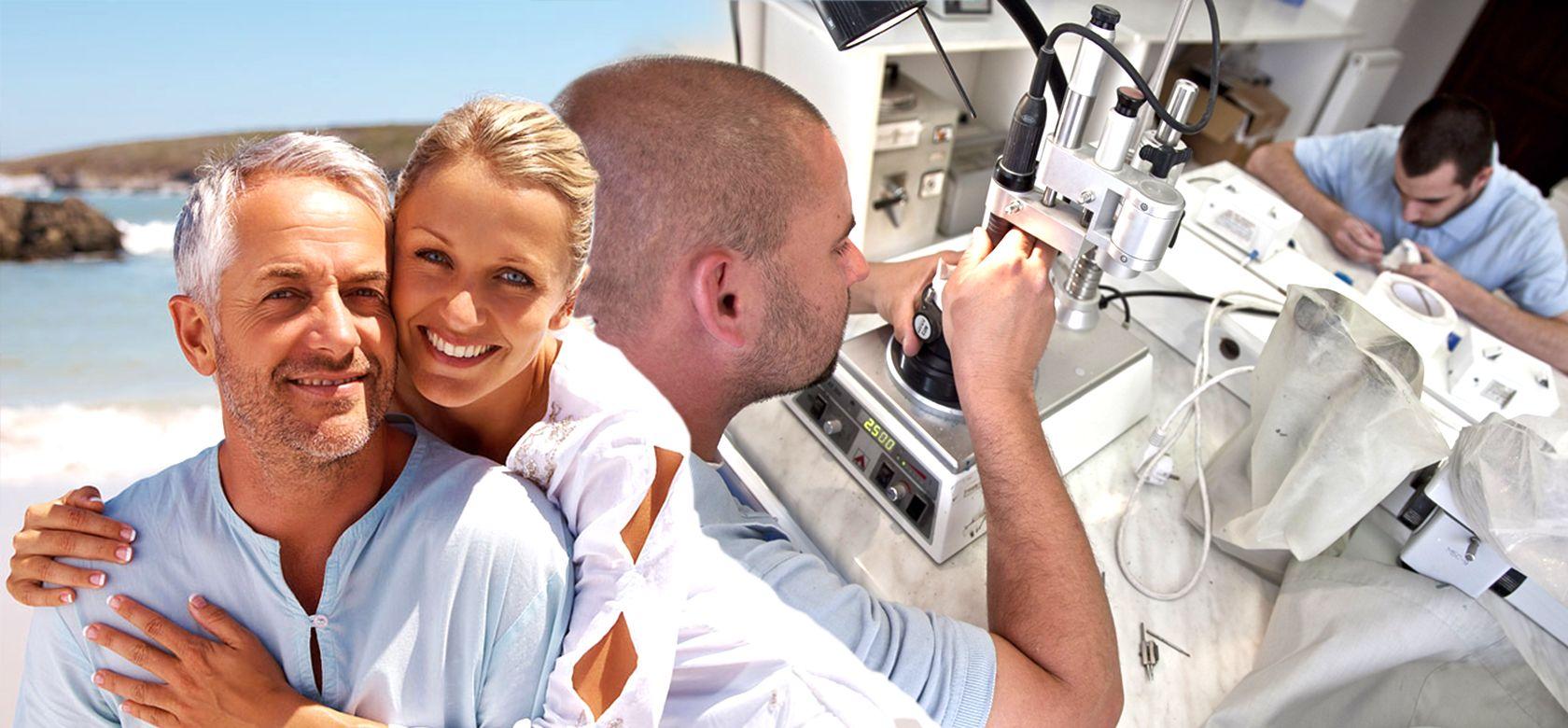 Zahnarztpraxis mit eigenem Zahnlabor = Befriedigng individueller Ansprüche, gutes Preis-Leistungs-Verhältnis, kurze Fristen!