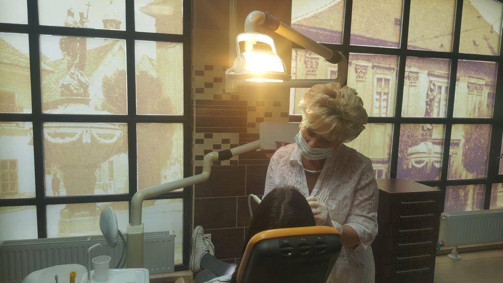Zahnsteinentfernung